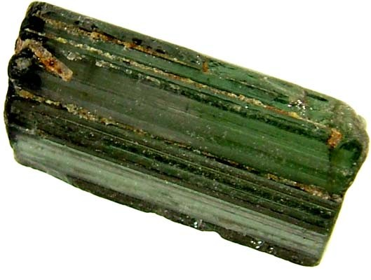 GREEN TOURMALINE ROUGH 7.95 CTS FN 1134 (LO-GR)