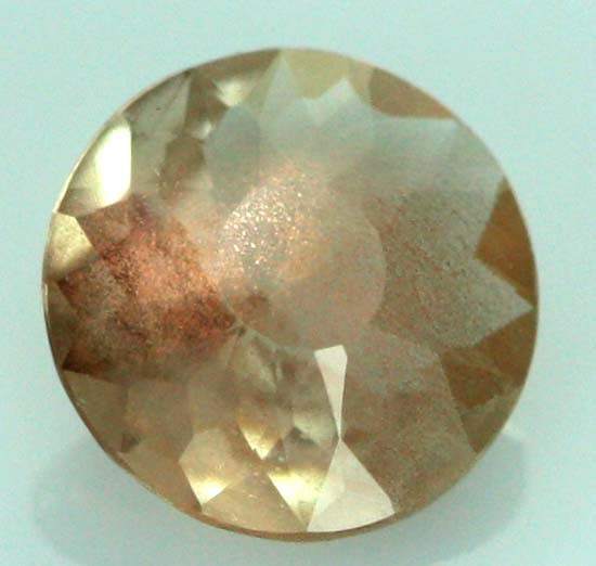0.36 CTS CERTIFIED OREGON SUNSTONE WITH COPPER [LBO51]