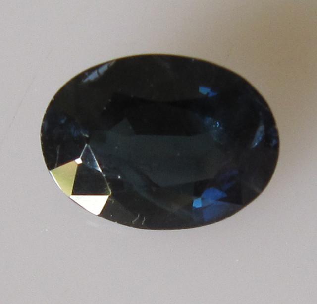Australian Oval Blue Sapphire, 1.81cts