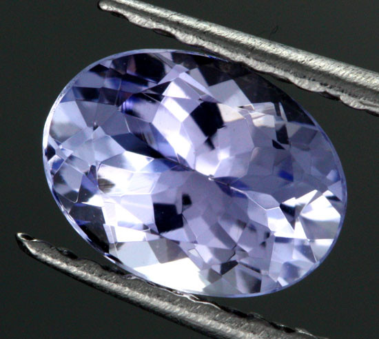0.82 CTS CERTIFIED VVS TANZANITE STONE - WELL CUT [ZST141]