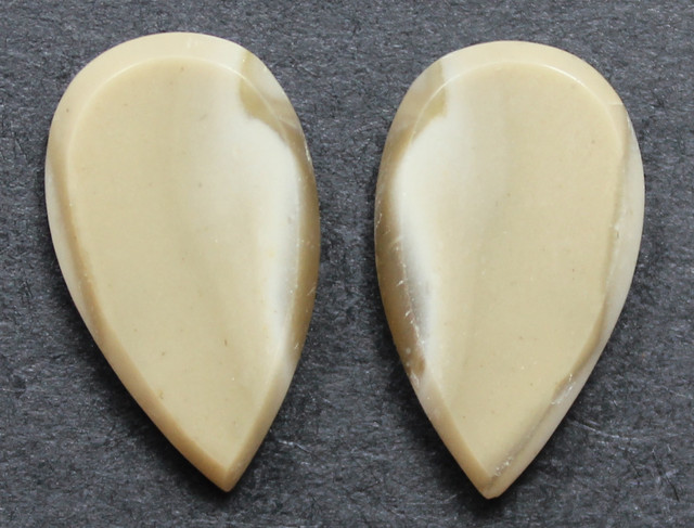 7.55 CTS IMPERIAL JASPER PAIR PERFECT FOR EARRINGS