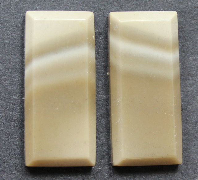 14.15 CTS IMPERIAL JASPER PAIR PERFECT FOR EARRINGS