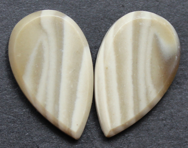 9.85 CTS IMPERIAL JASPER PAIR PERFECT FOR EARRINGS