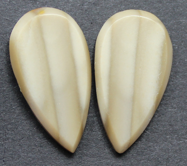 8.00 CTS IMPERIAL JASPER PAIR PERFECT FOR EARRINGS