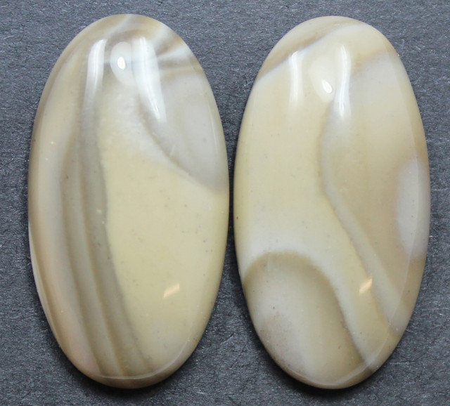 29.55 CTS IMPERIAL JASPER PAIR PERFECT FOR EARRINGS