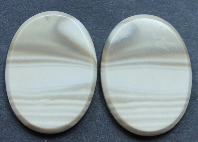34.10 CTS IMPERIAL JASPER PAIR PERFECT FOR EARRINGS
