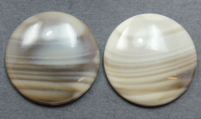 31.50 CTS IMPERIAL JASPER PAIR PERFECT FOR EARRINGS