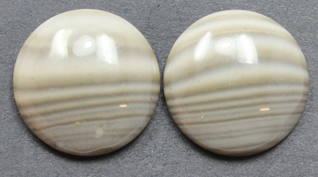 20.40 CTS IMPERIAL JASPER PAIR PERFECT FOR EARRINGS