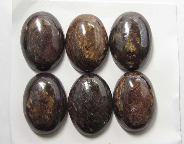 180 CTS PARCEL BRONZITE CABS MS 1329