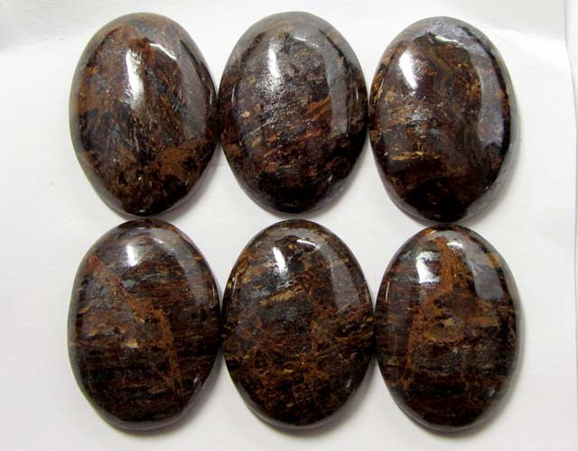 156 CTS PARCEL BRONZITE CABS MS 1330