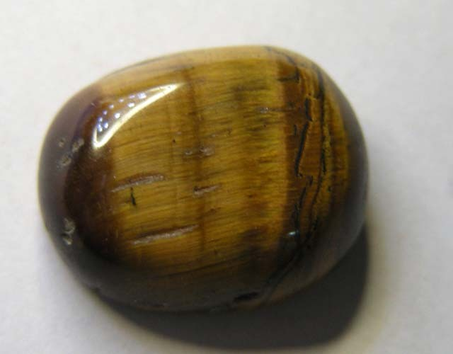 12.5 CTS FLASH BRIGHT TIGERS EYE 11318