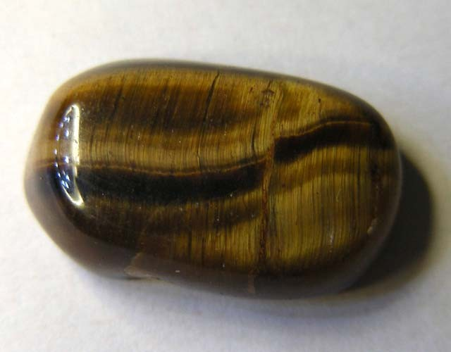 7.91 CTS FLASH BRIGHT TIGERS EYE 11319