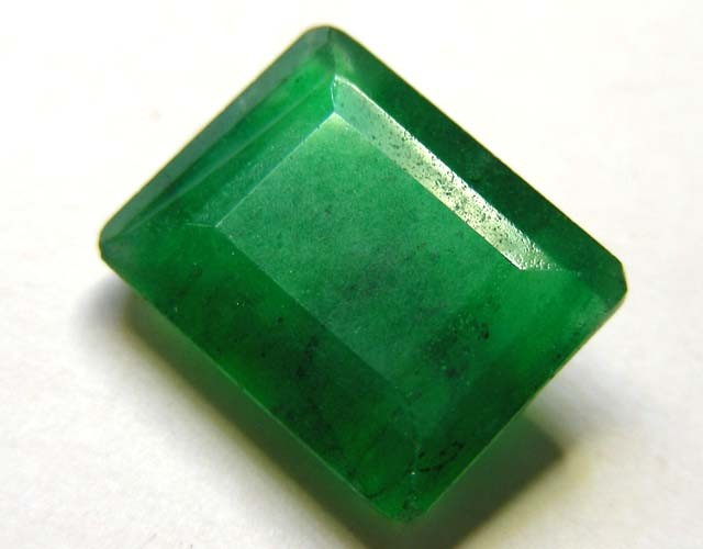 6.37  CTS GREEN RECT   AGATE   11415