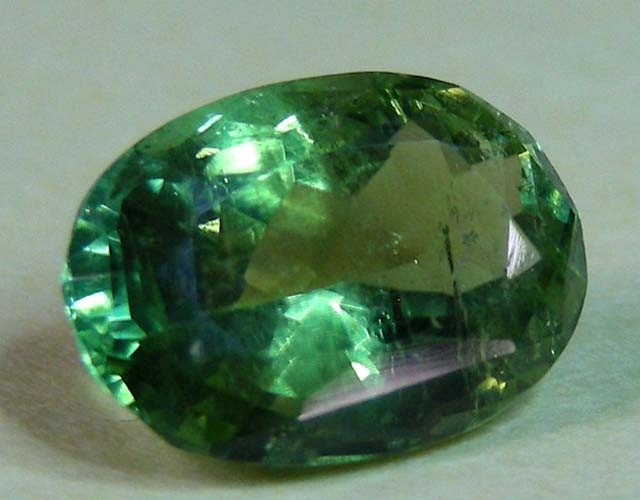 2 13 cts faceted tourmaline gemstone 11 647