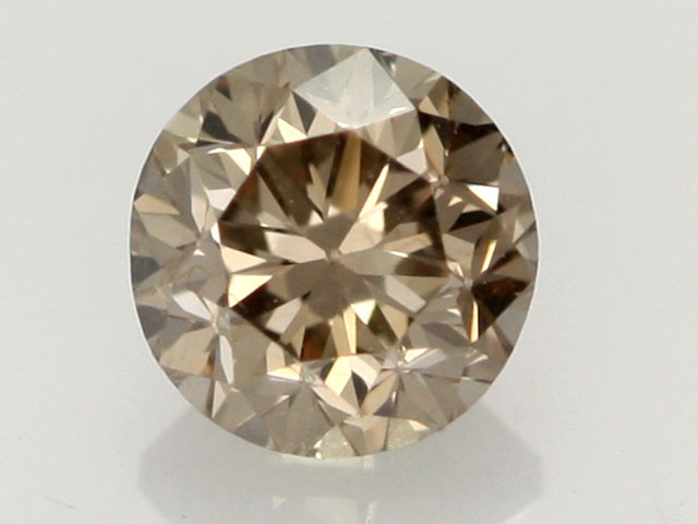 0.40CTS FINE BROWN DIAMOND VS2  BR 0007