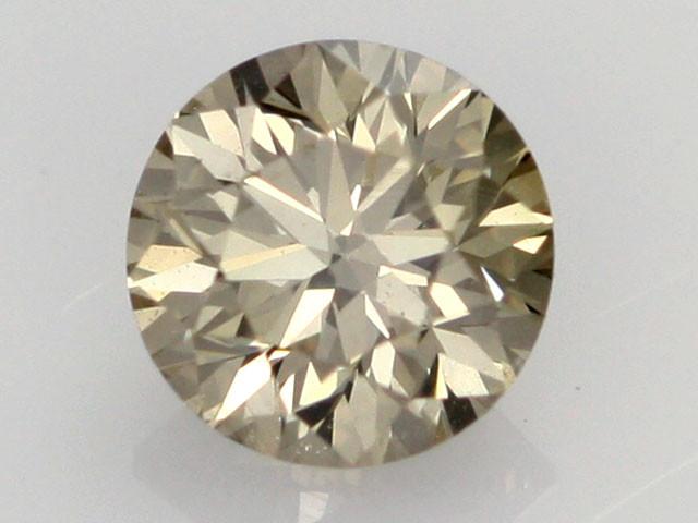 0.39 CTS FINE CHOCOLATE DIAMOND VS2  BR 0012