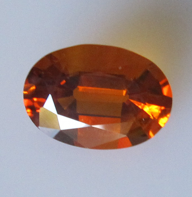 Maderia Colour Citrine, Oval Shape, 2.65cts, Super Quality