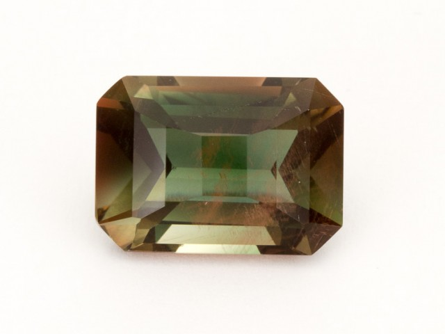SALE WAS $6100 ~ 11.9ct Oregon Sunstone, Dichroic Rectangle (S195)