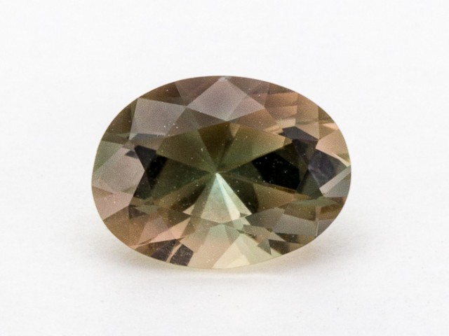 1.75ct Oregon Sunstone, Champagne Green Oval (S713)