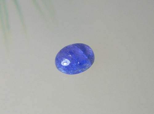 10x8mm 100% Natural Tanzanite Cab Stone J137