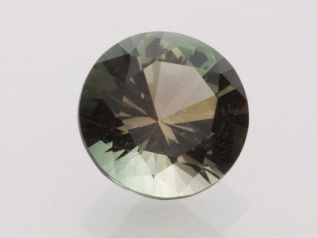 1ct Oregon Sunstone, Dichroic Green/Pink Round (S816)