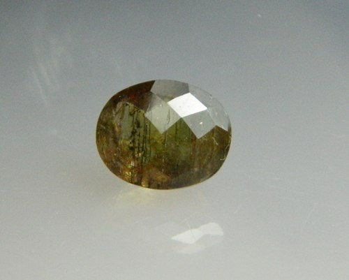 10x8mm 100% Natural Andalusite Faceted Stone J559