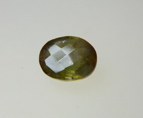 10x8mm 100% Natural Andalusite Faceted Stone J571