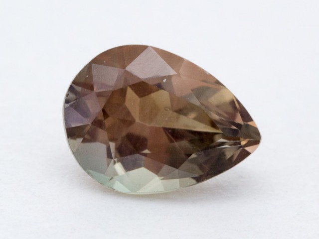 1.5ct Oregon Sunstone, Rootbeer Pear (S828)