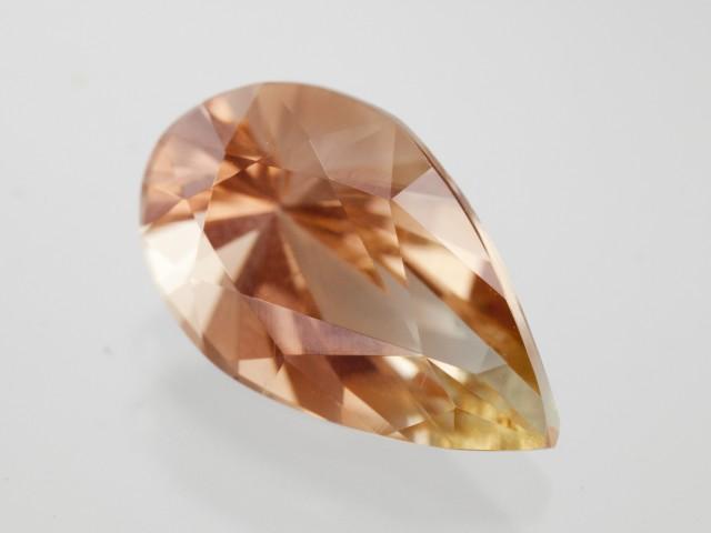 1.8ct vOregon Sunstone, Pink Pear (S733)