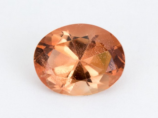 1.45ct Oregon Sunstone, Pink Oval (S735)