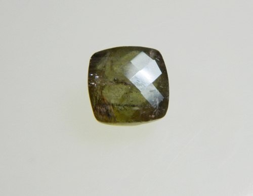 9x9mm 100% Natural Andalusite Faceted Stone J578