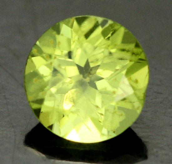 0.86 CTS BRIGHT OLIVE GREEN PERIDOT [SB869]
