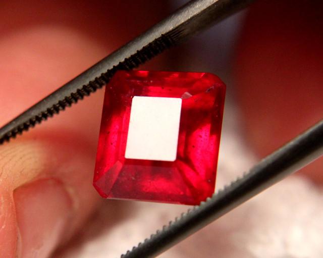 6.52 Carat Cherry Ruby - Gorgeous