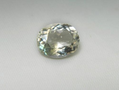9x7mm 100% Natural Scapolite Facet Stone J832
