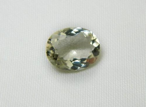 9x7mm 100% Natural Scapolite Facet Stone J836