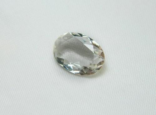 12x8mm 100% Natural Scapolite Facet Stone J837