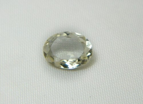 9x7mm 100% Natural Scapolite Facet Stone J840