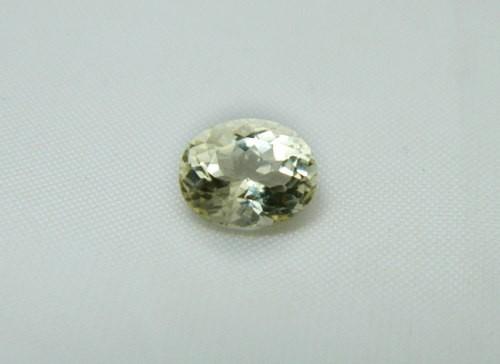 7x5mm 100% Natural Scapolite Facet Stone J843