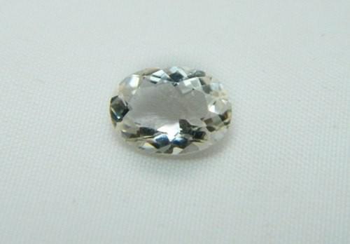 9x7mm 100% Natural Scapolite Facet Stone J859