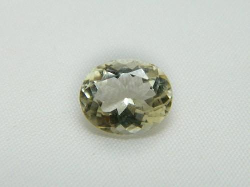 9x7mm 100% Natural Scapolite Facet Stone J861