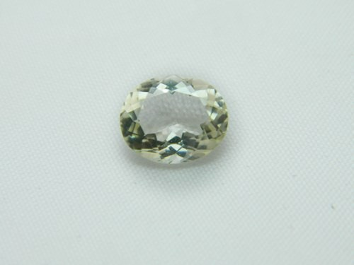 9x7mm 100% Natural Scapolite Facet Stone J867