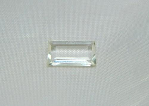 12x7mm 100% Natural Scapolite Facet Stone J898