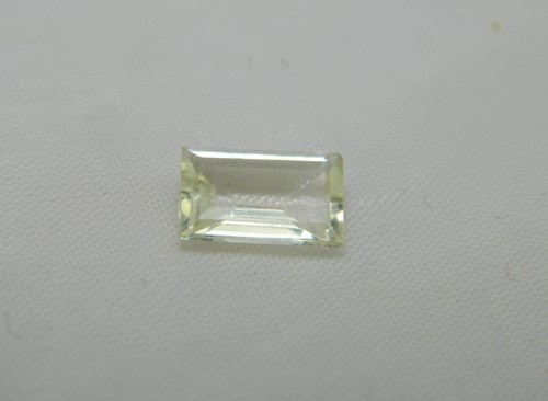 9x5mm 100% Natural Scapolite Facet Stone J907
