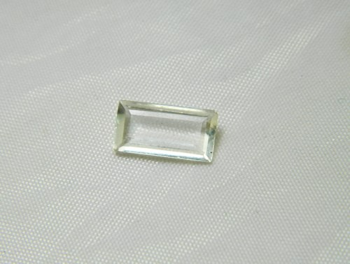 10x5mm 100% Natural Scapolite Facet Stone J914