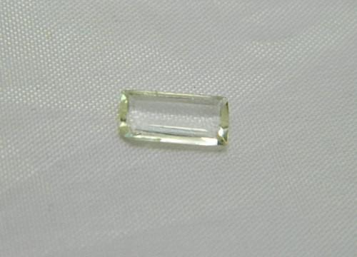 9x4mm 100% Natural Scapolite Facet Stone J926
