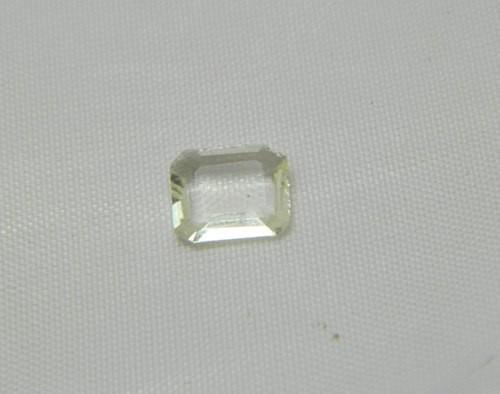 7x5mm 100% Natural Scapolite Facet Stone J932