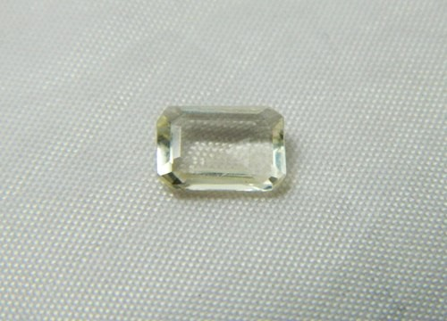 7x5mm 100% Natural Scapolite Facet Stone J933