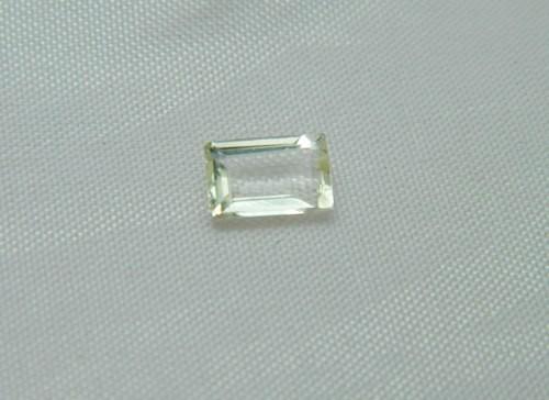 6x4mm 100% Natural Scapolite Facet Stone J942