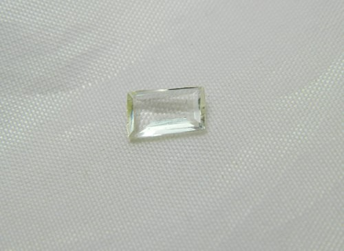 7x4mm 100% Natural Scapolite Facet Stone J943
