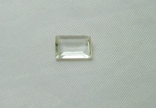 7x5mm 100% Natural Scapolite Facet Stone J946